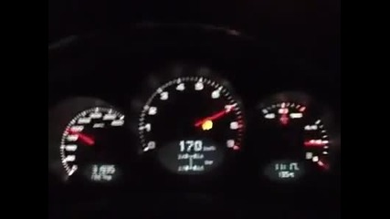 Porsche 911 Turbo S 0 - 350 km/h това не е кола а 4удовище :-)