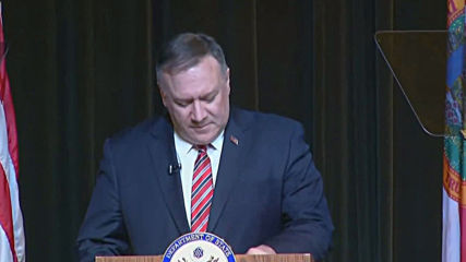 USA: Pompeo hails Soleimani killing and oil self-sufficiency