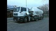 Камионите на Строй Спед Еад