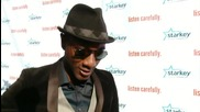 """Aloe Blacc Gives A Free Concert For Those That """"Listen Carefully"""""""