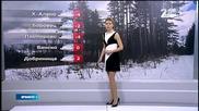 Прогноза за времето (21.12.2014 - обедна)