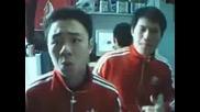 Backstreet Boys Китайци - Пародия