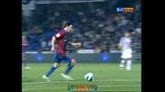 Рекреативо - Барселона 0:4 Лео Меси Гол