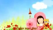 В страната на усмивките и радостта ... (анимация)