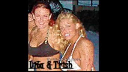 lita and trish ~za sustezanieto na vouqua~