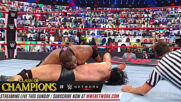 Randy Orton kicks Keith Lee in the skull: Raw, Sept. 21, 2020