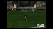 Fifa 11 - Как да правим странична ножица