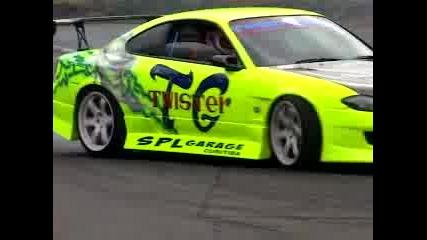 Японеца създателя на най - добрите коли и най - добрия спорт Дрифта