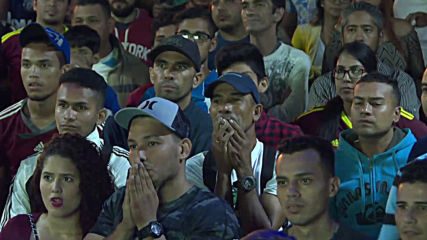 Venezuela: Caracas goes crackers as Vinotinto hold Brazil to draw
