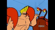 Johnny Bravo - 3seson - 20,000 Leagues Over My Head