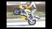 crazie bike tricks