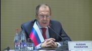 Azerbaijan: Lavrov, Mammadyarov and Zarif talk Nagorno-Karabakh ceasefire