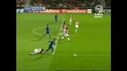 Втория Гол На Бербо За Юнайтед - Няма Такъв Коментатор!!!!!!!