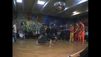 Freestyle Battle Part 2