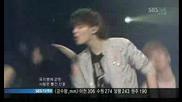 Shinee - Juliette [sbs Inkigayo 090712]
