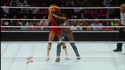 Naomi vs. Rosa Mendes: Wwe Superstars, July 17, 2014