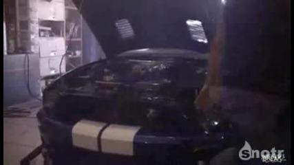 От много газария така става! Mustang Test Power