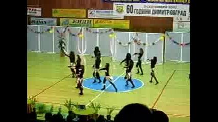 Balet rona - Samba