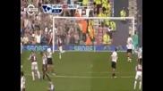 Уест Хем 2 - 4 Манчестър Юнайтед. Всички голове