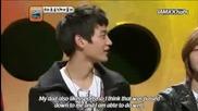 Shinee Gag Show - Истинските мисли на Шайни ~ превод