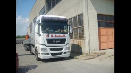 Bg Man,scania and Volvo Truck`s