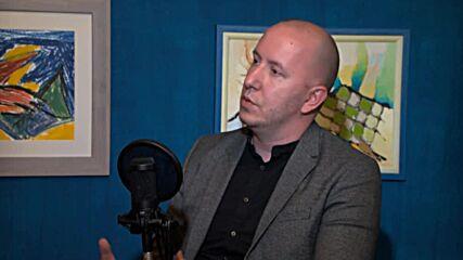 Михаил Кръстев в Дискурси с Ивайло Цветков