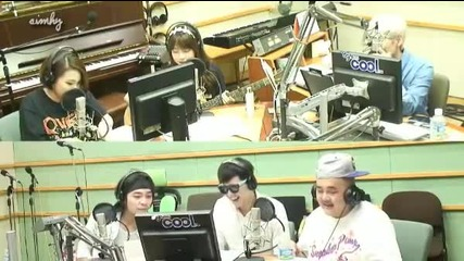 130717 Intro Juniel Kim Jisoo Super Junior Ryeowook Ktr
