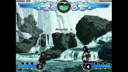 Naruto Mugen - Orochimaru vs Wisdom Tobi