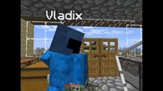 Minecraft w. ibizyyyy_ Епизод 5|промени по къщата