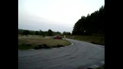 Голф Vr6 Turbo Отгаброво На Картинг Писта