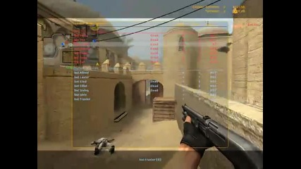 Counter Strike Source - Bots Series Ep.1