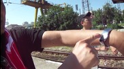 Интервю с двама японски влакови манияци