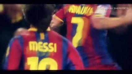 Fc Barcelona David Villa Top 10 Tore 2010-2011 - muzaferko