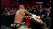 30.03.2014 Първична сила 3 * Wwe Monday Night Raw (30ти март 2014 година)