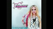 Avril Lavignes Album-The best damn thing