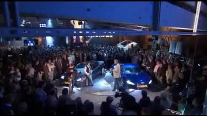 Top Gear - Corvette Zr1 vs R8 V10 (hd)