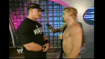 John Cena and Spike Dudley Backstage (смях) Бг Субтитри