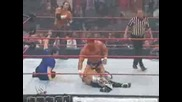 Matt Hardy & Rey Mysterio vs. Chris Masters & Snitsky (tag Team Mach Smackdown vs. Raw)