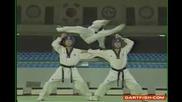 Taekwondo by Masters