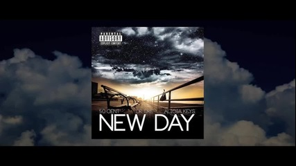 Превод ! 50 Cent - New Day ft. Dr. Dre & Alicia Keys