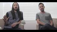 LINKIN PARK x STEVE AOKI - Video EPK (Оfficial video)