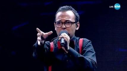 Стоянчо Бучков се бори да остане в X Factor, Live (22.10.2017)
