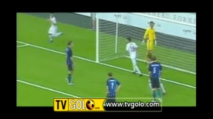 Лига Европа - Стабек 0:3 Валенсия