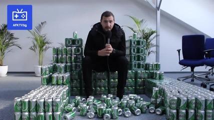 Стотици литри бира