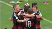 Феърплеят победи, Германия пречупи Сащ! 26.06.2014 Сащ - Германия 0:1 (световно първенство)