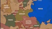 Европа Преди Първата световна война I - Съюзи и врагове I прелюдия към Псв - Част 1-3