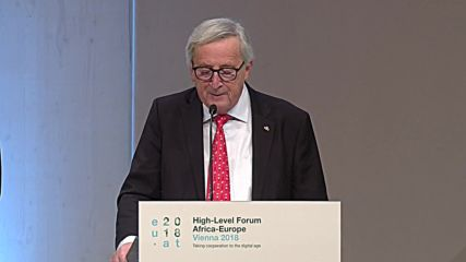 Austria: Juncker, Kurz, Tajani speak as EU-Africa Forum kicks off in Vienna