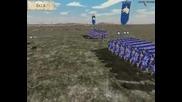 Rome Total War Online Battle 1 [rome vs Rome]