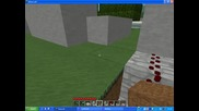Minecraft - Как да си направим готени стълби с пистън ... #3 Уроци