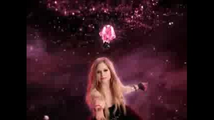 Реклама На Парфюм На Avril Lavigne - Black Star